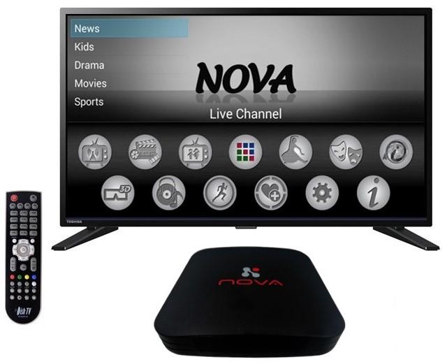 Nova Communications I-Box